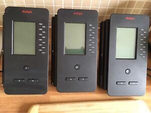 3 x Avaya Button Modules