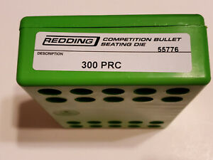 55776 REDDING COMPETITION SEATING DIE - 300 PRC - BRAND NEW - FREE SHIP