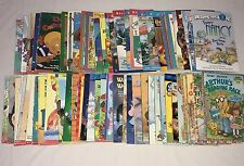 Lot of 62 Level 1 2 3 4 Reader Books Step Into Reading I Can Read Scholastic