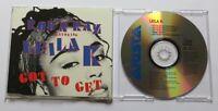 Rob 'N' Raz featuring Leila K - Got To Get - 4 Track Maxi CD - 1989 - 662 696