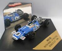 Quartzo 1/43 Scale - 4018 MATRA MS80 JP BELTOISE MONACO GP 1969