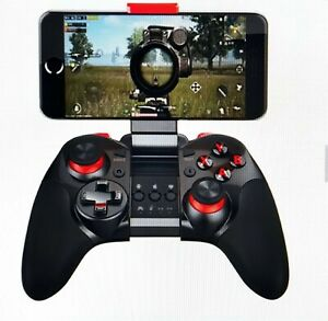 Wireless Bluetooth Game Controller Gamepad Joystick Android IOS Phone PC TV