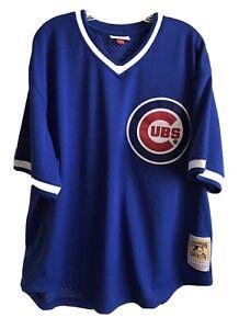 Chicago Cubs Throwback Jersey 52 XXL Ryne Sandberg