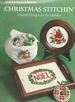 Christmas Stitchin' Charted Designs for the Holidays Cross Stitch Patterns