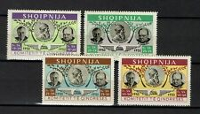 Albania Government in Exile Propaganda stamps against Russia issued 1952