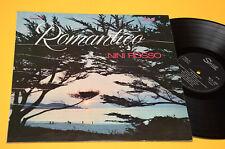 NINI ROSSO LP ROMANTICO ORIG 1TALY 1966 EX+ LAMINATED COVER TOP COLLECTORS