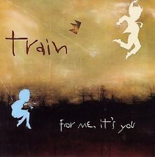 Train - For Me, It's You SEALED NEW CD !