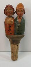 Anri Mechanical Bottle Stopper - Couple