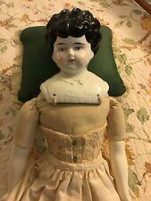 Antique German Porcelain Doll Marked Ethel