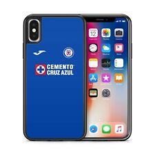 CRUZ AZUL JERSEY 2019 BUMPER PHONE CASE IPHONE 5 6 7 8 X XS XS MAX XR 11 GALAXY