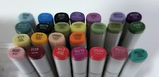 Lot of 25 Assorted Colors COPIC Sketch Markers Coloring Pen Anime Comic Art Draw