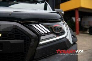 Ford Ranger Raptor 2021 Mustang Demon Headlights FX4 XLT XLS Wildtrak MK3 MK2 PX