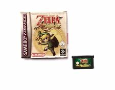 The Legend of Zelda: The minish Cap  (sehr gut ohne Anleitung) Gameboy  Advance