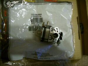 Carburetor For MTD 753-06258A Ryobi RY252CS RY253SS RY251PH RY254BC 75306258A