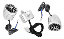 Pyle PLMCA30 400 Watts Motorcycle ATV Snowmobile Mount Amplifier w/Dual handle