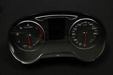 AUDI a3 8v Facelift TDI DIESEL Tachimetro Strumento Combinato FIS MFA ACC cluster
