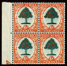 South Africa 1933 6d Die I Mint Never Hinged MNH NH OG High $$