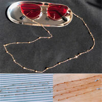Eye Glasses Sunglasses Spectacles Eyewear Chain Holder Lanyard Necklace Jewelry