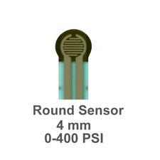 Tactilus Free Form Round Sensor 4mm (0.16 in.)