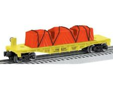 LIONEL CLOSEOUT - 81205- TIMKEN FLAT CAR- MADE IN USA - 0/027- NEW- SALE