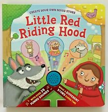 Baby / Kids Little Red Riding hood 14 funny sounds NEW!!!