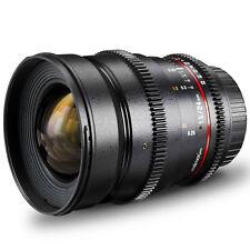 Walimex Pro 24 mm F/1.5 SLR Objektiv