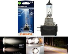 Sylvania Silverstar H11B 55W One Bulb Head Light Low Beam Replacement Upgrade OE