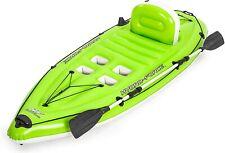 Bestway 8321401 Flotteur Kayak Semi Rigide 330 X 94 CM 2 Personnes Max 160 KG
