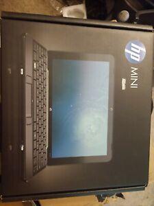 "HP Mini 1000 1115NR 8.9"" laptop Atom N270 @1.60GHz/1GB/16GB SSD NEW NOS SEALED"