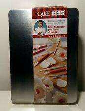 Cake Boss Decorating Tools 10-Piece Fondant and Gum Paste Decorating Tool Kit