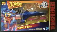 Transformers Generations X-Men Marvel Animated Series Ultimate X-Spanse
