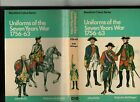 1  Buch /  Uniforms of the Seven Years War  1756 - 63.    JOHN  MOLLO