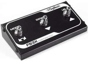 Digitech FS3X 3 Button Foot Switch JamMan Solo Trio PLUS Whammy dt SDRUM