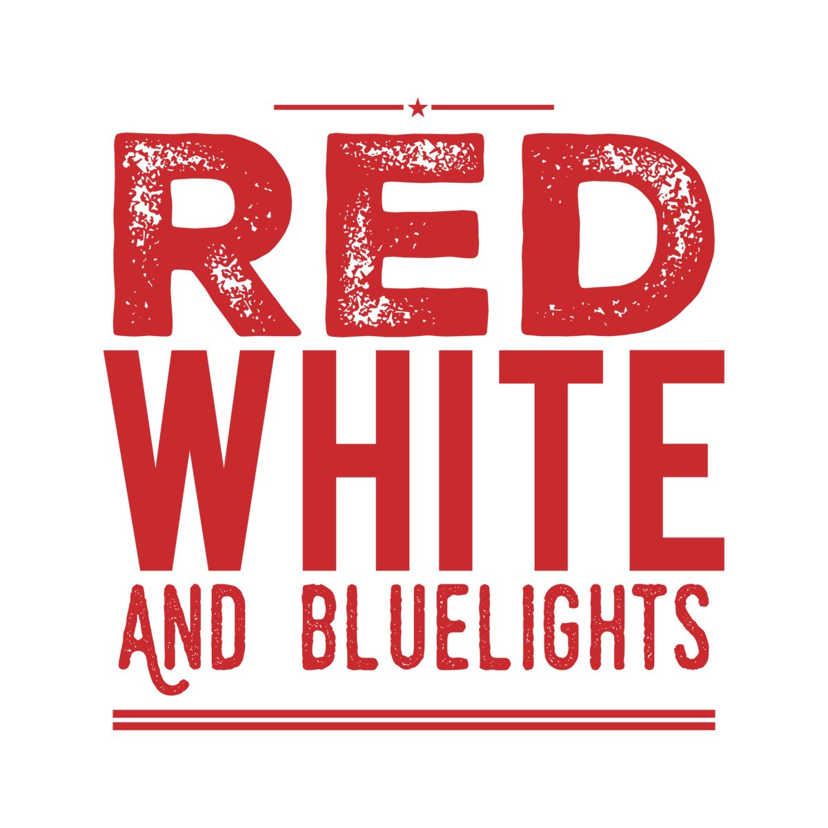 Red, White & Bluelights