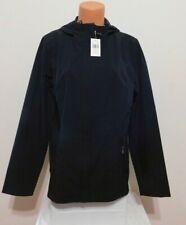 32 Degrees Woman's Rain Jacket Black Size MEDIUM Light Weight  NEW