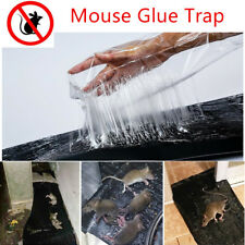Strong Sticky Rat Bugs Catcher Pad Mice Cockroach Mouse Glue Traps Board Mat BBT