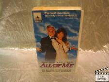 All of Me (VHS) Hard Cover Steve Martin Lily Tomlin