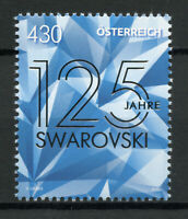 Austria Minerals Stamps 2020 MNH Swarovski Jewellery Diamonds Crystals 1v Set