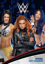 Official WWE Women 2021 Calendar - A3 Wall Format - 9781838545369