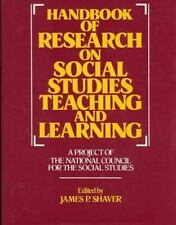 Handbook of Research on Social Studies Teaching and Learning (Macmilla-ExLibrary