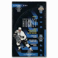 1993-94 UPPER DECK SERIES 1 HOCKEY RETAIL BOX