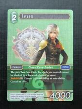 Final Fantasy Cards: SEVEN 3-057R # 2J49