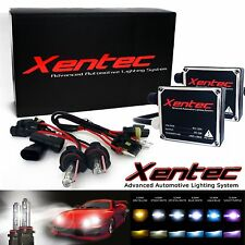 Xentec Xenon Lights 35W HID Conversion Kit Headlight Foglight All Size Color