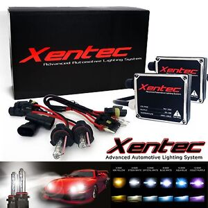 Xentec Xenon Lights HID Kit 35W for Pontiac Aztek G4 G5 G6 G8 Grand Am Prix Wave