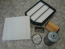 Inspektionspaket Filter Wartungskit Kia Carens III 2,0 CRDI 100KW 2009-