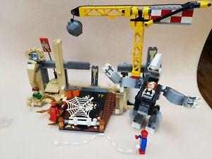 Lego Marvel Super Heroes Rhino and Sandman Super Villain Team-Up 76037