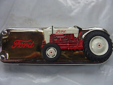 Franklin Mint 1953 Golden Ford Jubille Tractor Knife B11Xx92 With Case