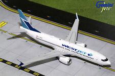 GEMINI JETS WESTJET AIRLINES BOEING 737 MAX 8 1:200 MODEL G2WJA688 IN STOCK