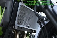 Kawasaki Z650 2017 R&G Racing Green Radiator Guard RAD0210GR