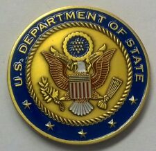 """Unites States State Department IRM Information Resource Management Coin 1.5"""""""